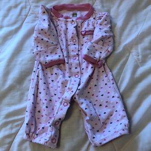 Carter's newborn onesie